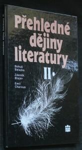 náhled knihy - Přehledné dějiny literatury II.