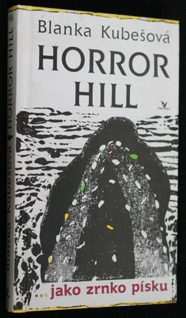 náhled knihy - Horror Hill : jako zrnko písku