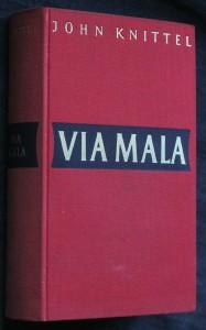 náhled knihy - Via mala