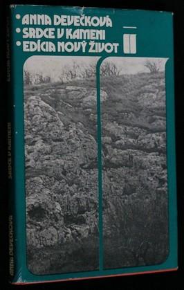 náhled knihy - Srdce v kameni