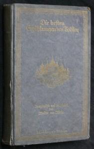 náhled knihy - Die besten erzählungen von Tolstoi
