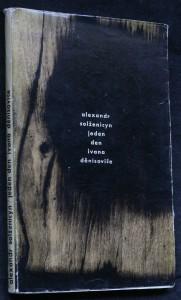 náhled knihy - Jeden den Ivana Děnisoviče