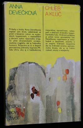náhled knihy - Chlieb a kľúč