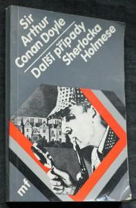 náhled knihy - Další případy Sherlocka Holmese