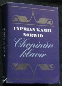 náhled knihy - Chopinův klavír : [výbor poezie]