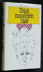 náhled knihy - Údolí moudrých hlav : metapovídky : pro děti od 14 let