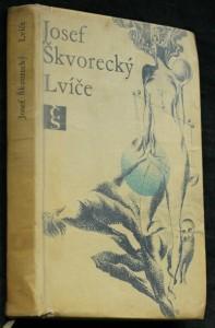 náhled knihy - Lvíče : Koncové detektivní melodrama