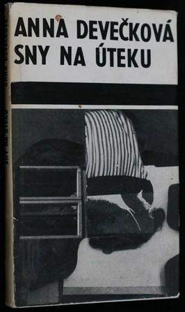 náhled knihy - Sny na úteku