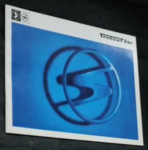 náhled knihy - Trabant 601