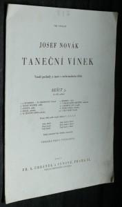 náhled knihy - Taneční vínek