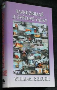 náhled knihy - Tajné zbraně II. světové války