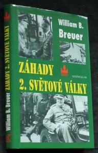 náhled knihy - Záhady 2. světové války