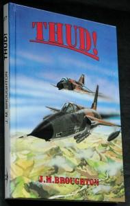 náhled knihy - Thud : vzdušný boj proti srdci severního Vietnamu