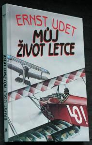 náhled knihy - Můj život letce