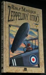 náhled knihy - Zeppeliny útočí