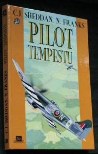 náhled knihy - Pilot Tempestu
