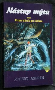 náhled knihy - Nástup mýtu, aneb, Prima dárek pro Aahze