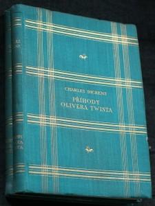 náhled knihy - Příhody Olivera Twista. 2 svazky