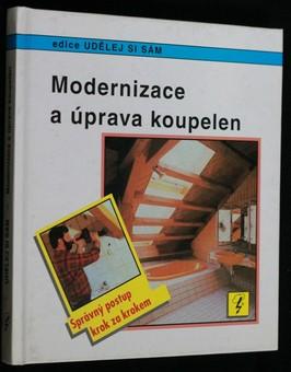 náhled knihy - Modernizace a úprava koupelen