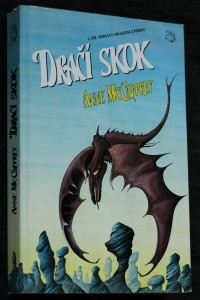 náhled knihy - Drakeni z Pernu. 2, Dračí skok