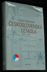 náhled knihy - Československá letadla. (I), 1918-1945