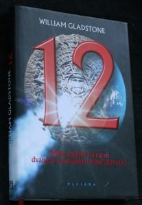 náhled knihy - 12 : může změnit nalezení dvanácti vyvolených osud planety?