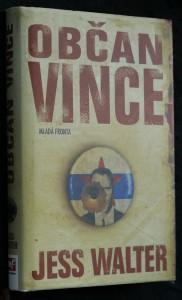 náhled knihy - Občan Vince