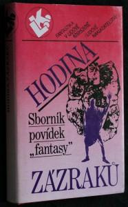 náhled knihy - Hodina zázraků: sborník povídek fantasy