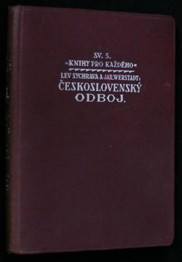 náhled knihy - Československý odboj