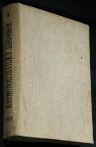 náhled knihy - Kriminalistický sborník 1.-12. číslo (chybí 1, 3, 4, 5, 6.)