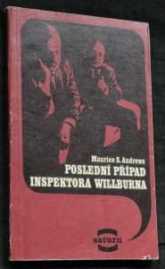 náhled knihy - Poslední případ inspektora Willburna
