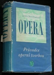 náhled knihy - Opera : průvodce operní tvorbou