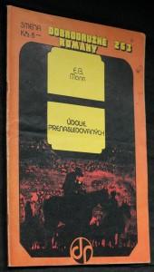 náhled knihy - Údolie prenásledovaných
