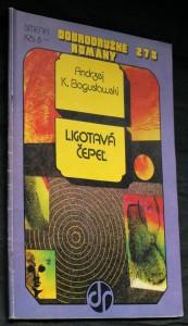 náhled knihy - Ligotavá čepeľ