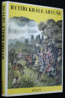 náhled knihy - Rytíři krále Artuše