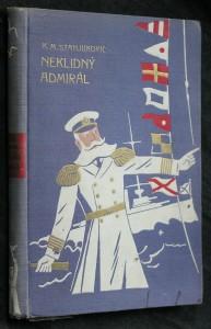 náhled knihy - Neklidný admirál
