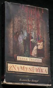 náhled knihy - Znamení býka : drama o dvanácti obrazech