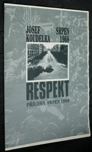 náhled knihy - Respekt, srpen 1968