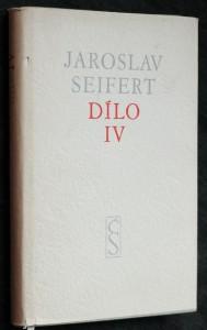 náhled knihy - Jaroslav Seifert : Dílo IV 1937-1956