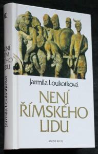 náhled knihy - Není římského lidu
