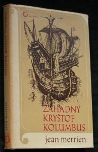 náhled knihy - Záhadný Kryštof Kolumbus
