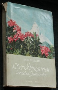 náhled knihy - Der steingarten