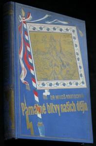 náhled knihy - Památné bitvy našich dějin