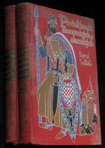 náhled knihy - Pověsti hradů moravských a slezských 2 svazky