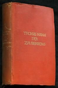 náhled knihy - Der Zauberberg