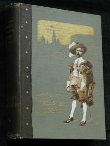 Majestát Rudolfa II. : román ze století XVI. a XVII.