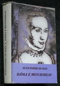 náhled knihy - Dáma z Monsoreau