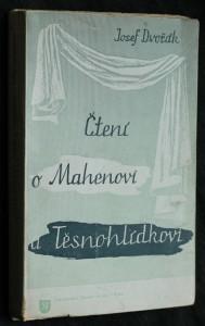 náhled knihy - Čtení o Mahenovi a Těsnohlídkovi