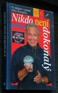 náhled knihy - Nikdo není dokonalý : to nejlepší z pořadu Jiřího Krampola