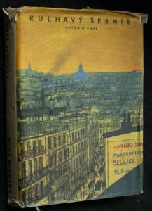 náhled knihy - Kulhavý šermíř